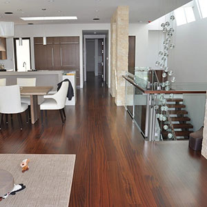 High Quality Wood Flooring Service
