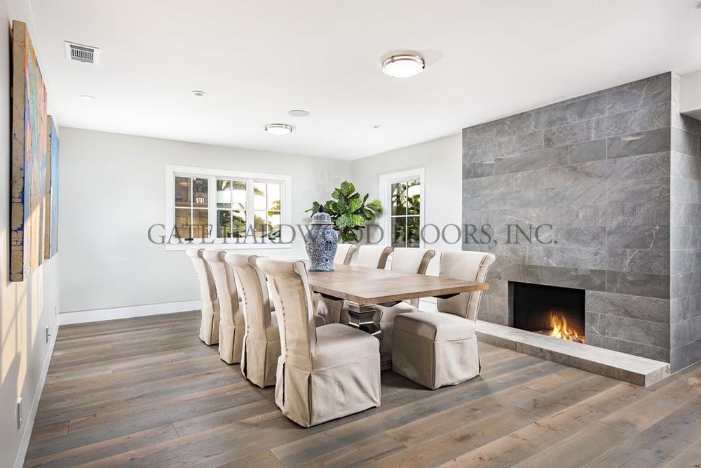 American Oak Wood Floor Restoration Contractor
