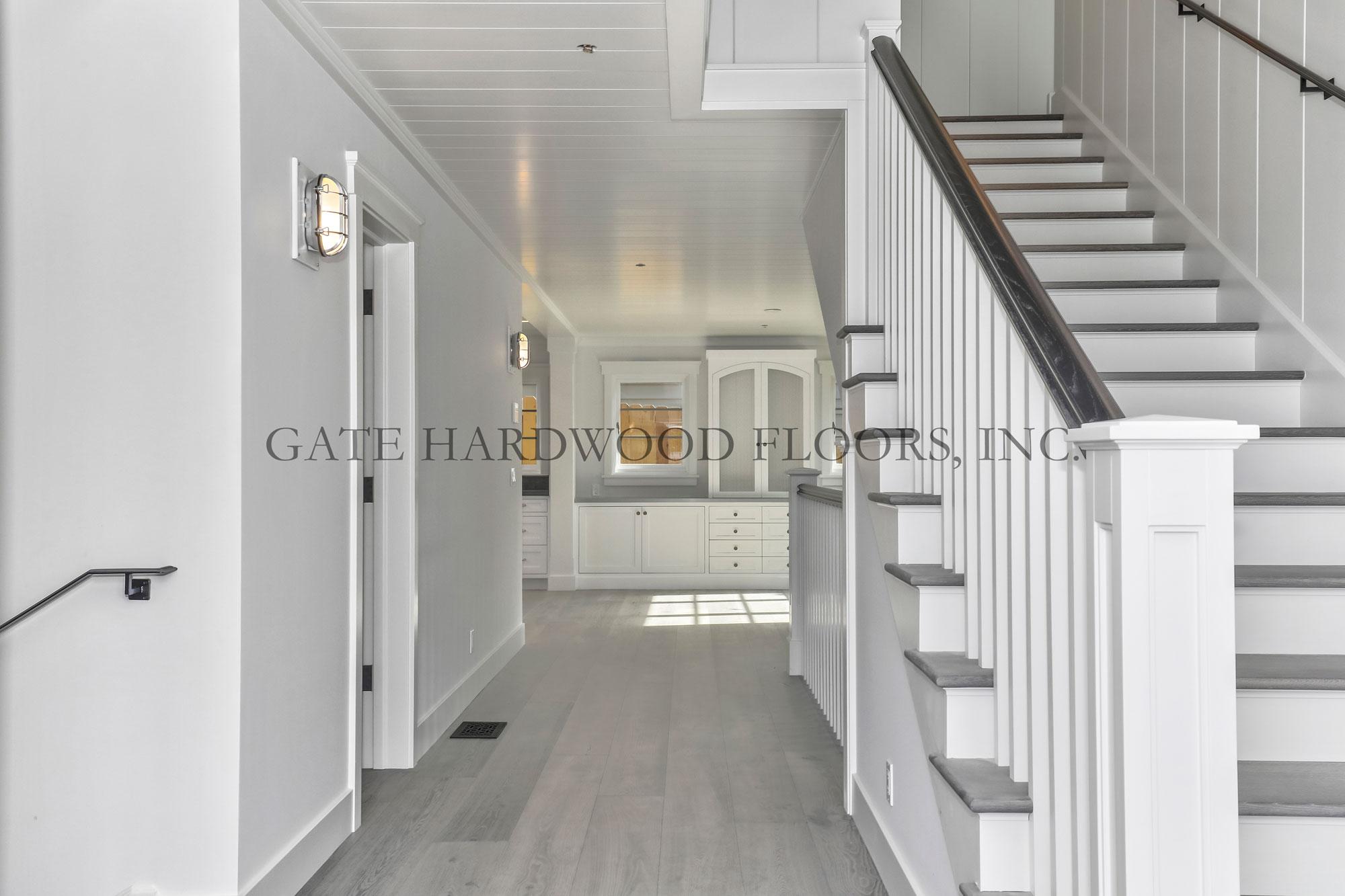 Laguna Beach Custom Hardwood Floors & Stairs