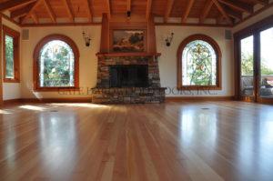 Douglas Fir Hardwood Floors Restoration Services