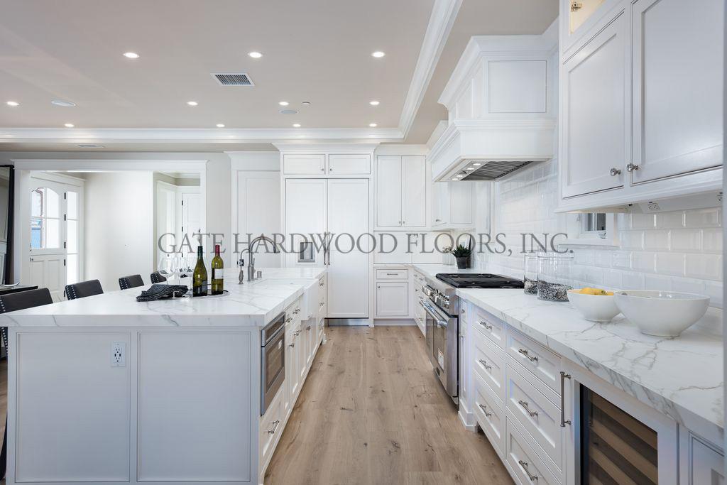 European Oak Hardwood Flooring Maintenance