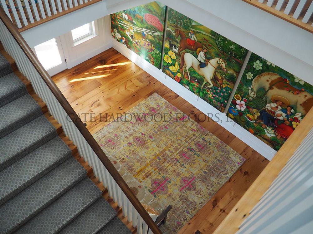 Reclaimed Eastern Pine Hardwood Flooring